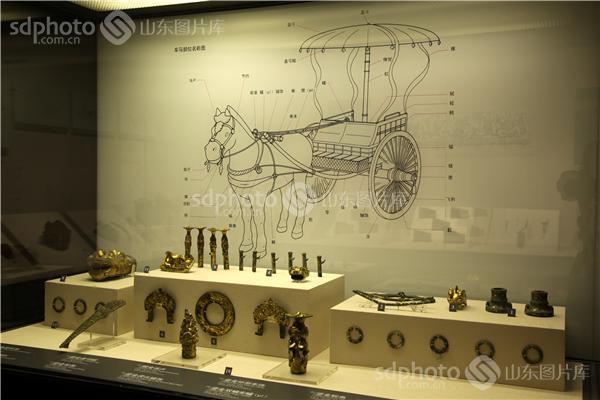 山东省博物馆《山东历史文化展——秦汉到明清》