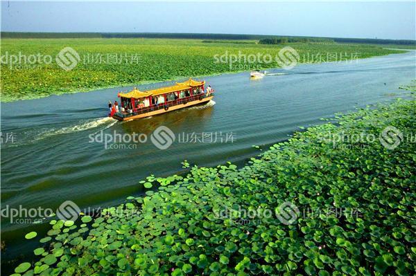湿地公园,国际级水利风景区