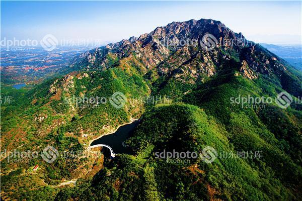 烟台龙口南山风景区高清图片