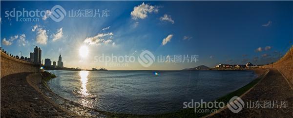 青岛,海滨城市,城市景观,城市风光,青岛旅游,海景,海边,沿海,沿海城市
