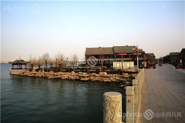 胭脂湖,旅游,景区,景点,风景,风光,聊城旅游,风景名胜区,龙堤,聊城