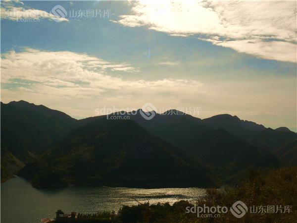 图片说明:泰和山景区泰位于青州市庙子镇