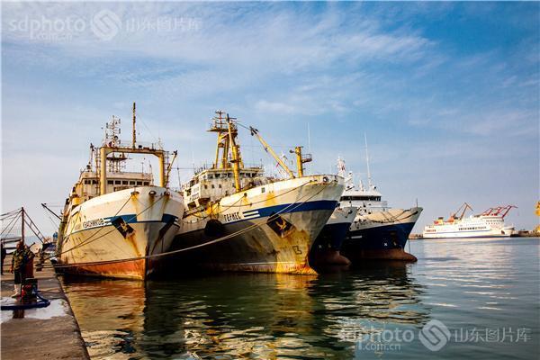 图片关键字:威海,荣城,石岛,海港,渔业,旅游,海,海边,渔船,大船,捕捞