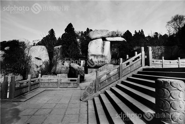 济宁峄山风景区