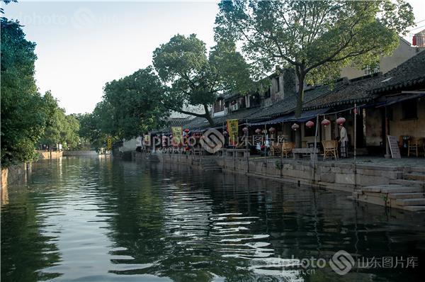 图片关键字:江苏,苏州,同里,古镇,水乡,江南,世界文化遗产,历史