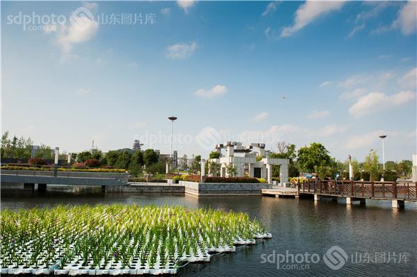 摄影,薛城,造车鼻祖,文化中心,休闲,景观中心,景观广场,行政中心,公园