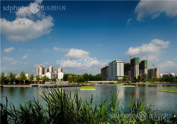摄影,薛城,造车鼻祖,文化中心,休闲,景观中心,景观广场 行政中心,公园