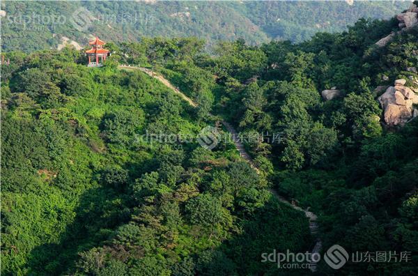 今天的沂山,已经成为国家级森林公园,山东省重点风景名胜区.