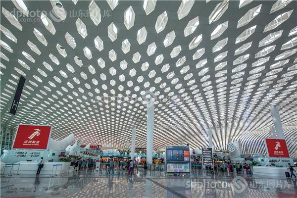 组图关键词:深圳,宝安国际机场,机场,交通,t3航站楼,飞机场,候机