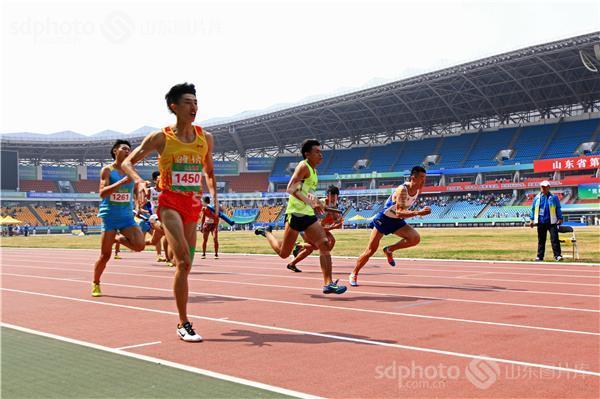 第23届运动会田径比赛
