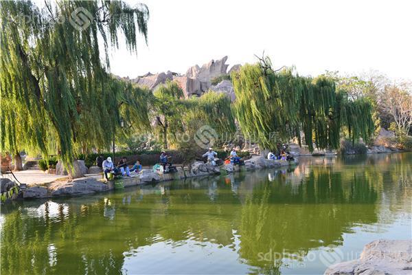 组图关键词:淄博,临淄,临淄区,齐园,园林,公园,市民,城市环境,秋季