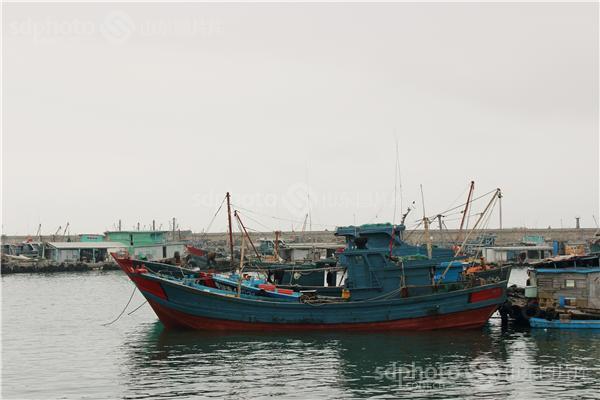 廣東潮汕沿海漁船
