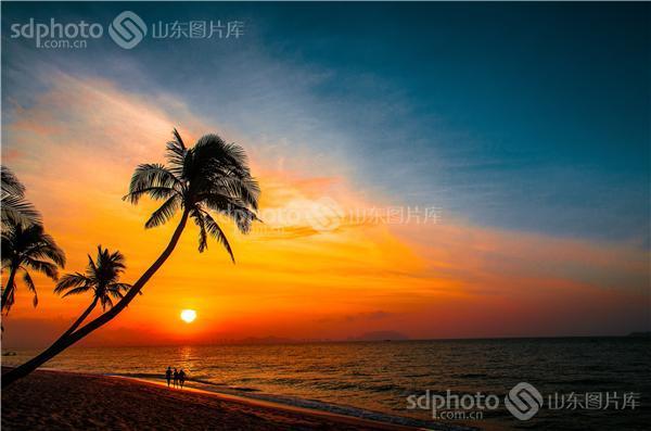 风光摄影,三亚风光,海南旅游,三亚旅游,海景,海,大海,海边,椰树,椰子