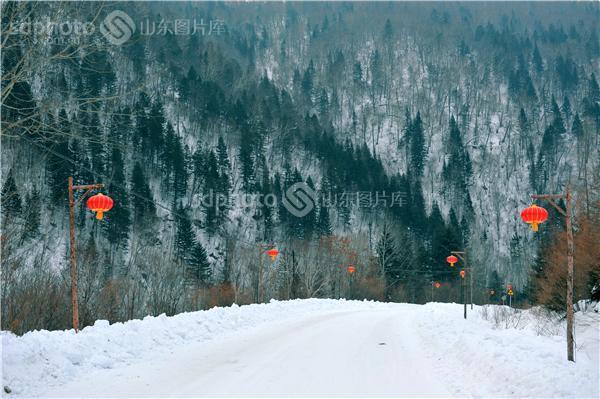 就是找雪鄉過春節的最美風景