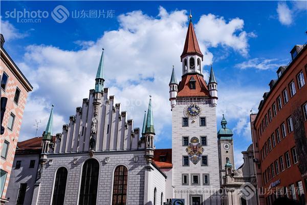 图片关键字:德国,纪实,风光,教堂,建筑,德国建筑,欧式建筑,异国风情