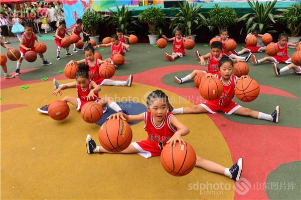 六一儿童节,篮球