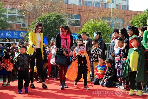 万圣节嘉年华,万圣节,嘉年华,济宁,济宁市,儿童,孩子,小孩 亲子 亲子