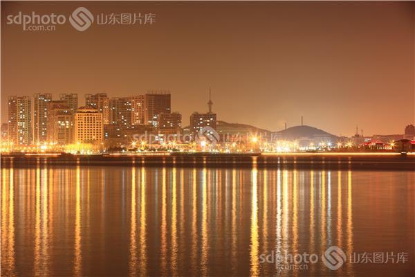 青岛西海岸经济新区(开发区)——夜景3