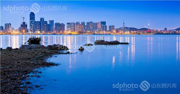 青岛西海岸新区(开发区)——夜景2