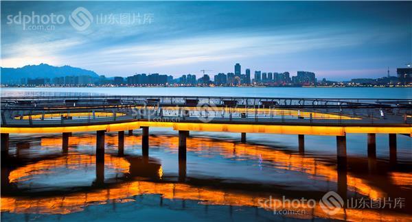 青岛西海岸新区——夜景1