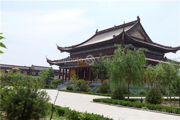 图片关键字:齐河,定慧寺,寺庙,济南,佛寺,景区景点